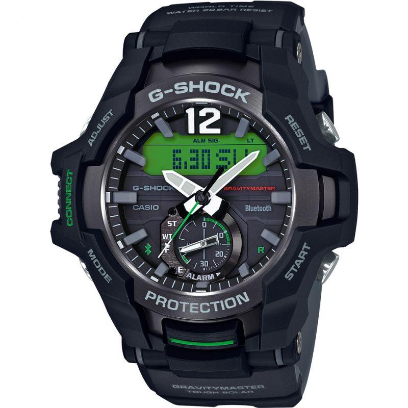 Casio G-Shock Gravitymaster Bluetooth Watch GR-B100-1A3ER for £299