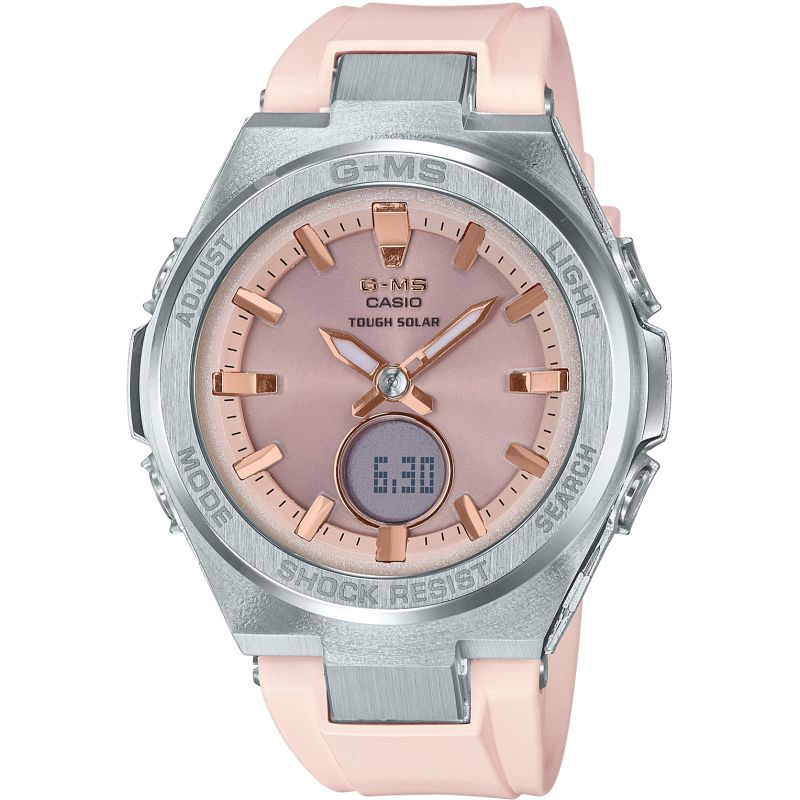 Casio Baby-G G-Ms Watch MSG-S200-4AER