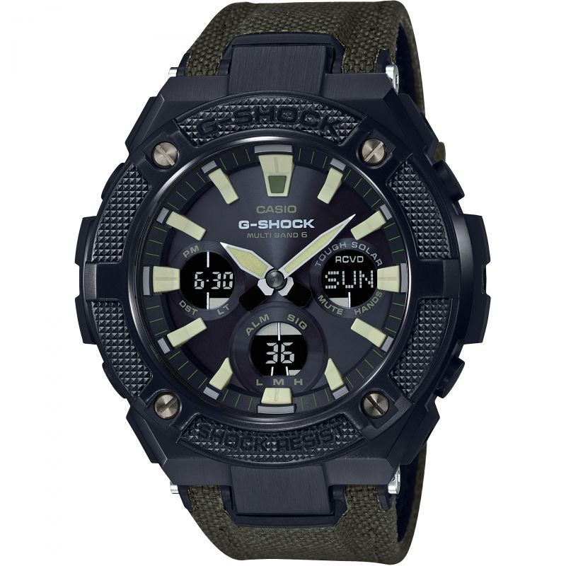 Casio G-Shock G-Steel Military Street Watch GST-W130BC-1A3ER for £299