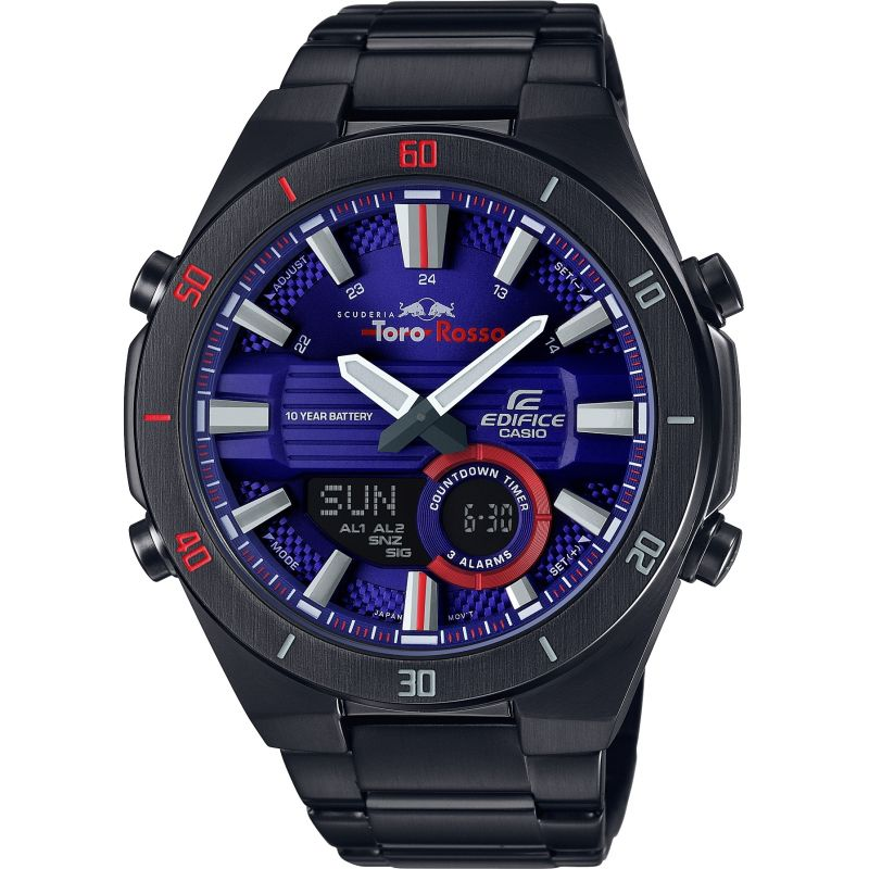 Casio Edifice Toro Rosso Watch ERA-110TR-2AER