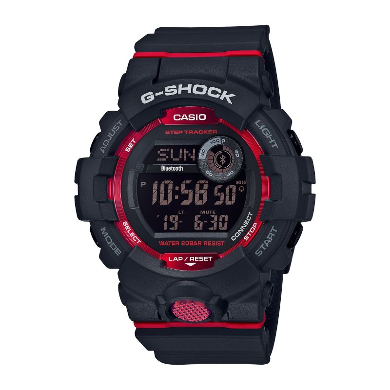 Casio G-Shock G-Squad Bluetooth Step Tracker Watch GBD-800-1ER