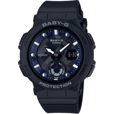 Zegarek Casio Baby-G Beach Traveller Series BGA-250-1AER