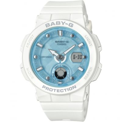 Montre Chronographe Femme Casio Baby-G Beach Traveller Series BGA-250-7A1ER
