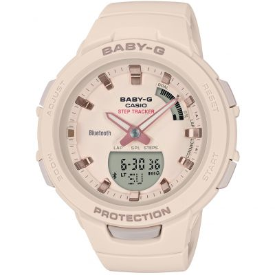 Casio G-Squad Bluetooth Step Tracker Watch BSA-B100-4A1ER