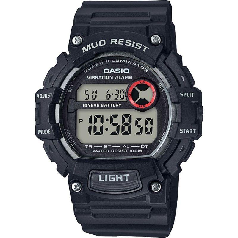 Casio Sport Mud Resist Vibration Watch TRT-110H-1AVEF for £32.32