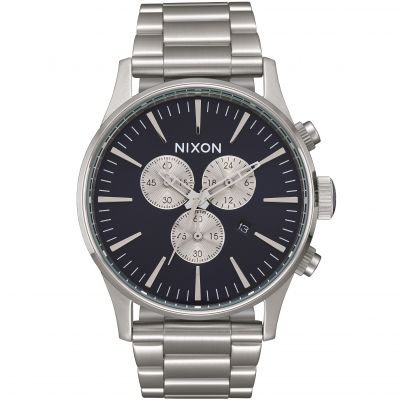 Montre Homme Nixon The Sentry Chrono A386-1258