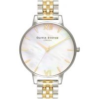 Olivia Burton Mother of Pearl Bracelet Watch OB16MOP05