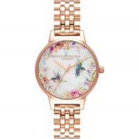 Olivia Burton Painterly Prints Watch OB16PP49