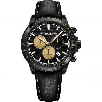 Raymond Weil Tango Marshall Limited Edition Watch 8570-BKC-MARS1