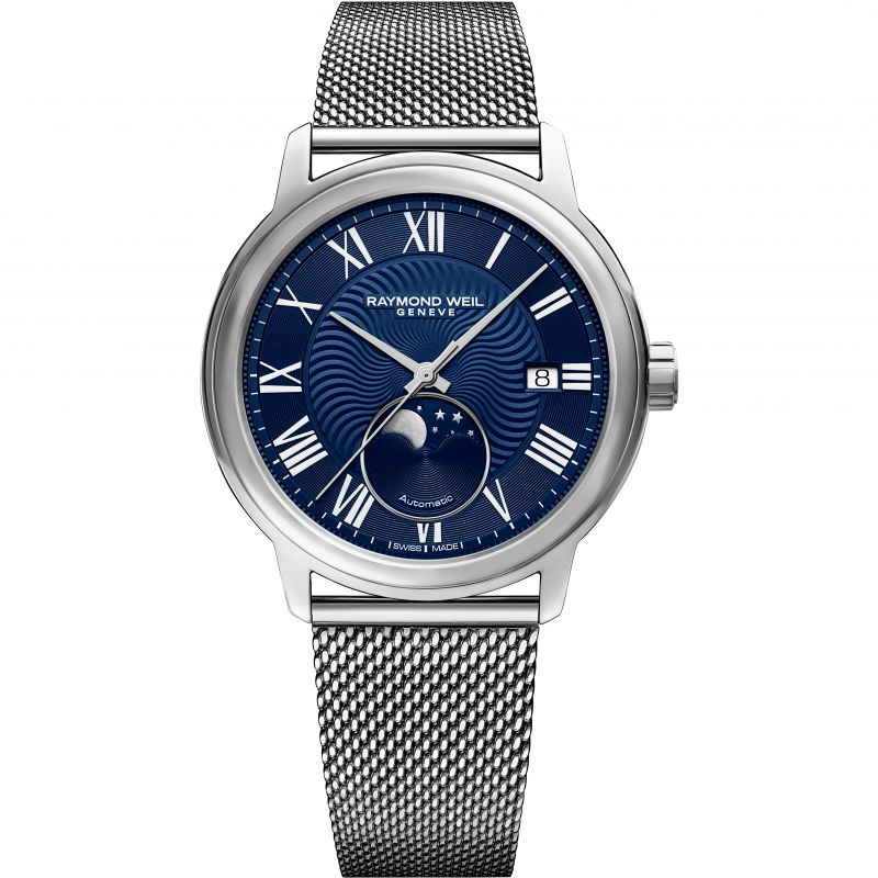 Raymond Weil Maestro Moonphase Watch