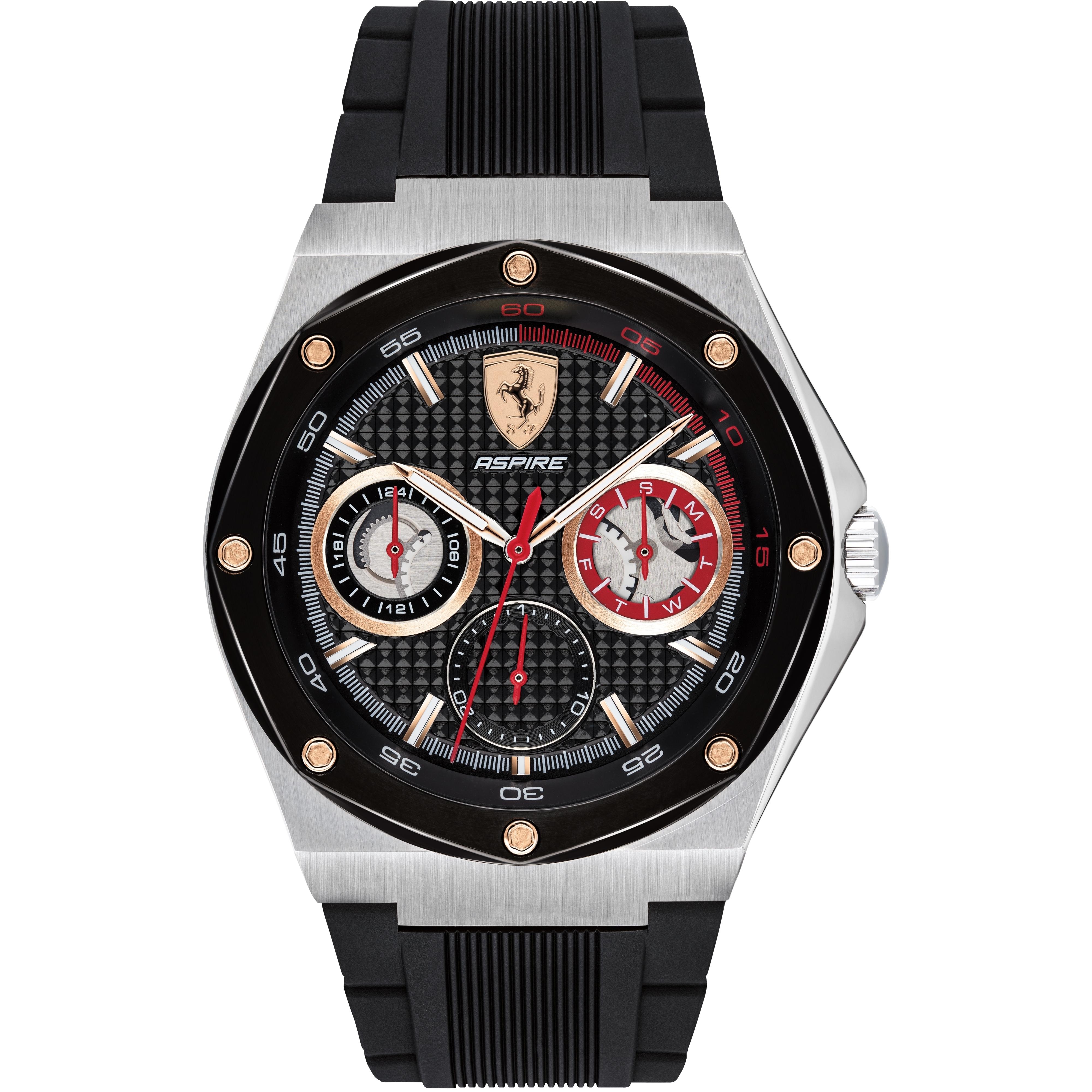 8d56dc4a2d1 Scuderia Ferrari Aspire Watch (0830556)