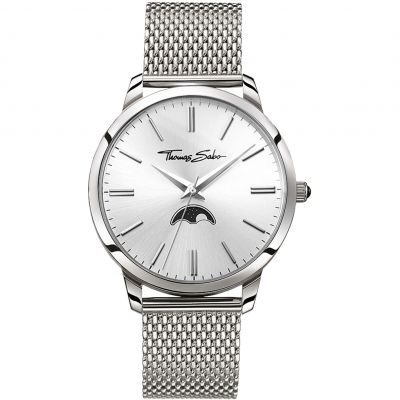 Reloj para Hombre Thomas Sabo Rebel at Heart WA0324-201-201-42