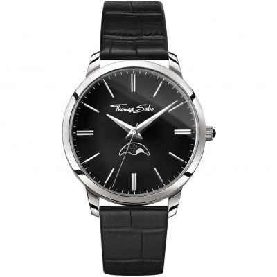 Reloj para Hombre Thomas Sabo Rebel at Heart WA0325-218-203-42