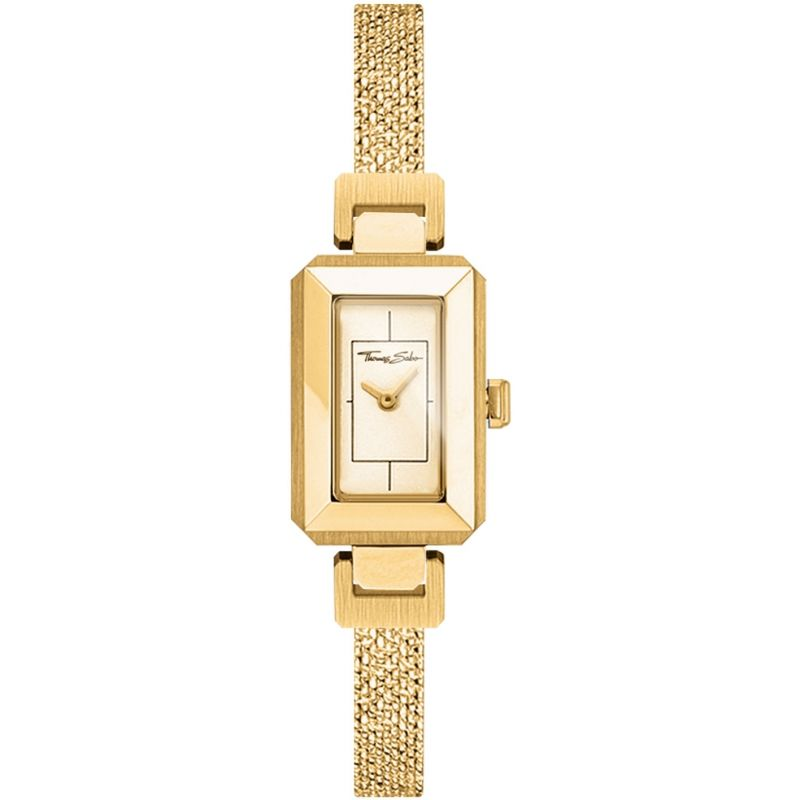 Glam & Soul Mini Vintage Gold Watch