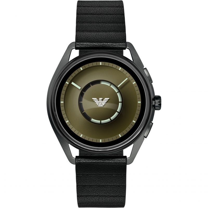 Mens Emporio Armani Connected Bluetooth Smartwatch ART5009