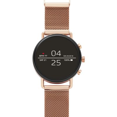 Skagen Falster 2 Smartwatch Rose Gold SKT5103