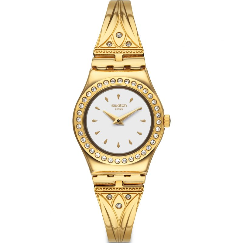 Swatch Golden Path Watch