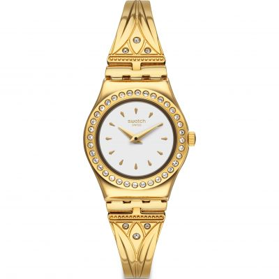 Swatch Golden Path klocka YSG155G