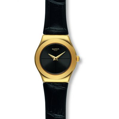 Swatch Nuit Blanche Watch YSG156
