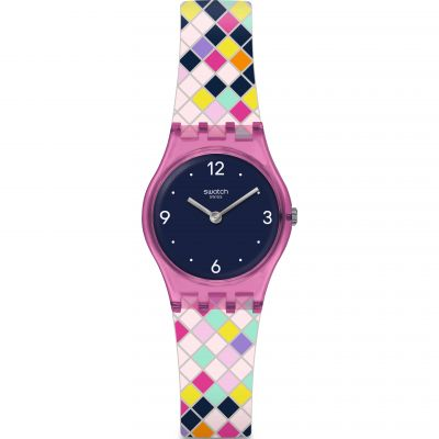 Swatch Squarolor horloge LP153