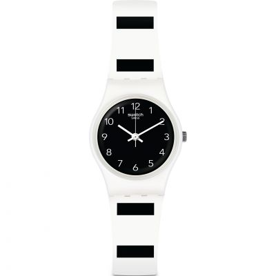 Swatch Zebrette Watch LW161