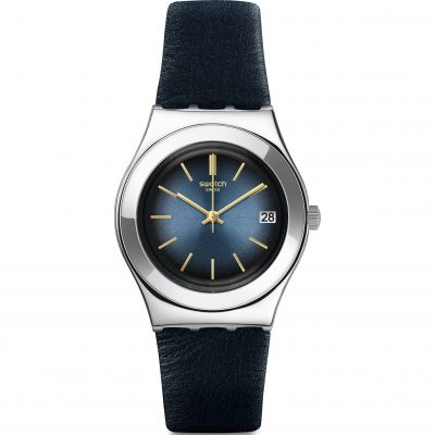 Swatch Irony Medium Bluflect Damenuhr YLS460