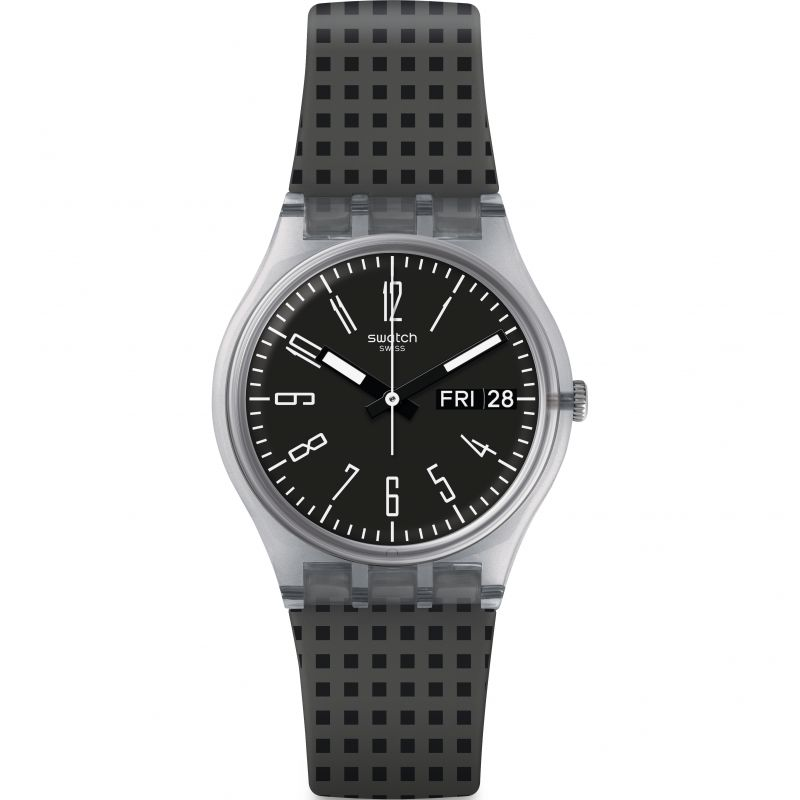 Swatch Efficient Watch GE712 for £47