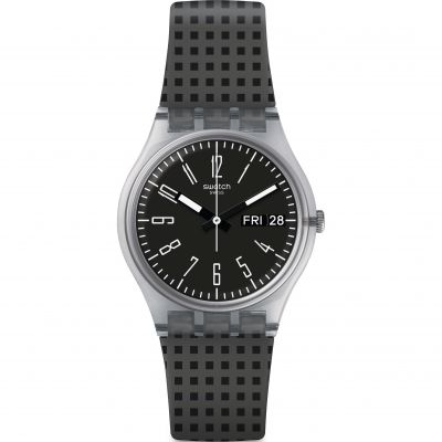Swatch Original Gent Efficient Unisexuhr GE712