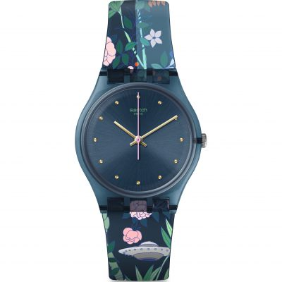 Swatch Ovni Garden Watch GN258
