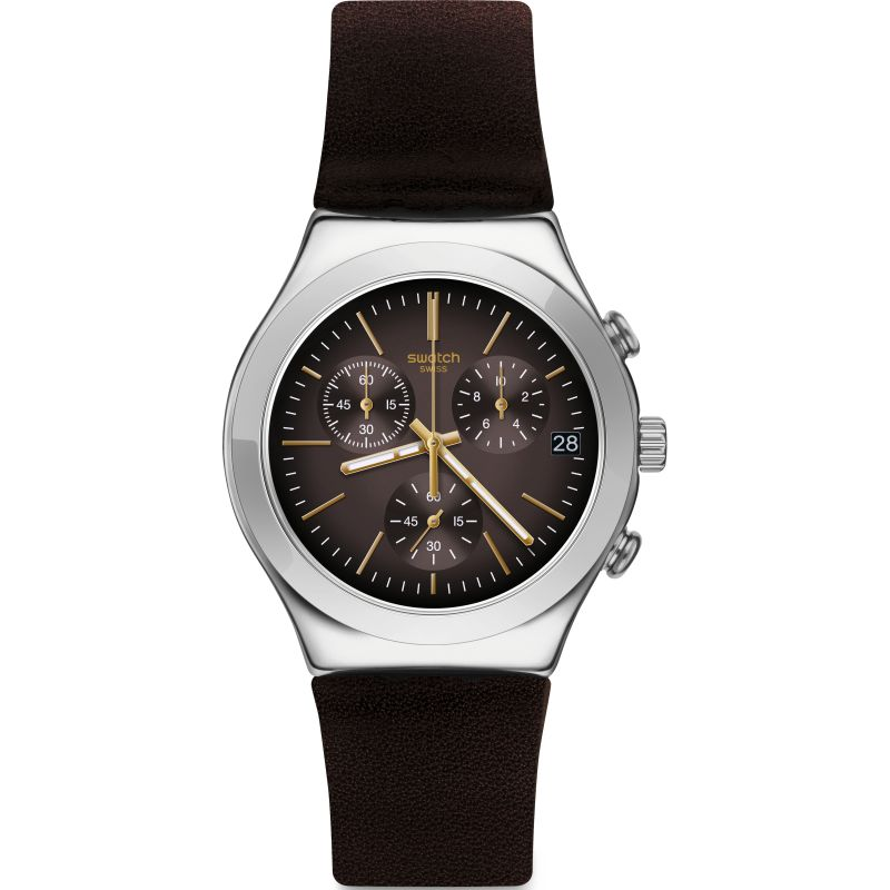 Swatch Brownflect Watch