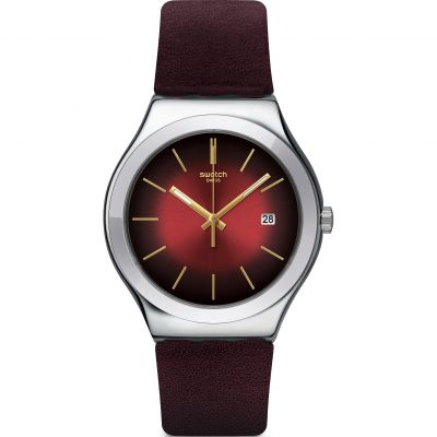 Swatch Irony Big Classic Redflect Herrenuhr YWS430