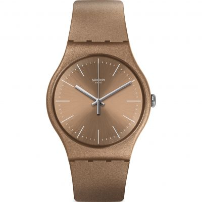 Swatch Powderbayang horloge SUOM111