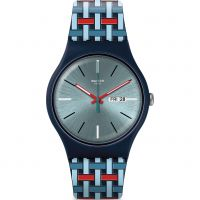 Swatch Wovering Watch SUON710