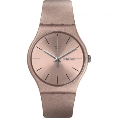 Swatch Originals New Gent Pinkbayang Unisexuhr SUOP704