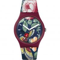 Swatch Lady Buzz Watch SUOR113