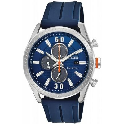 Citizen Herrenuhr in Blau CA0661-01L