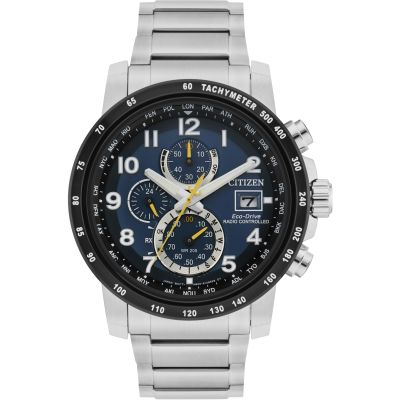 Citizen H800 Sport Herrenchronograph in Silber AT8124-91L