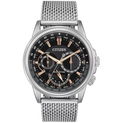 Citizen Herrenuhr in Silber BU2020-70E