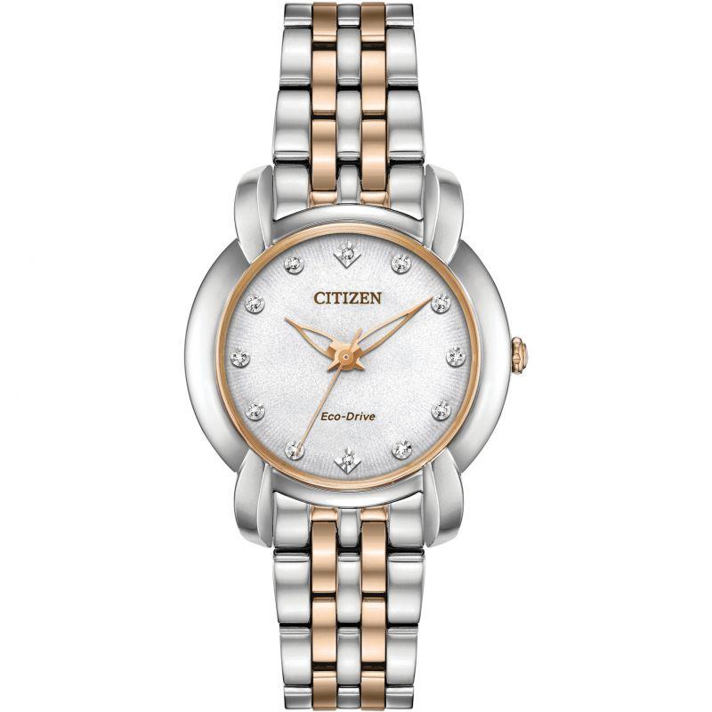 Citizen Jolie Diamond Watch