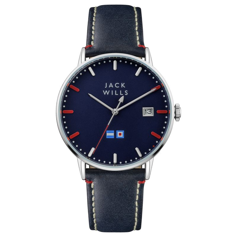 Mens Jack Wills Batson Watch JW002BLSS