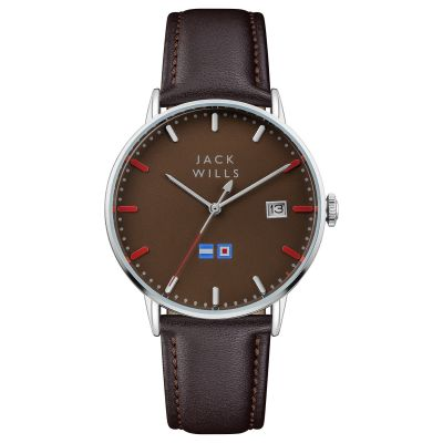 Mens Jack Wills Batson Watch JW002BRBR