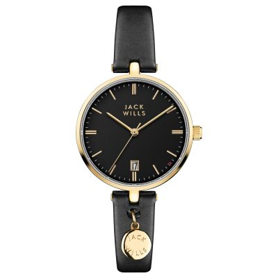 Ladies Jack Wills Bennett Watch JW005BKGD