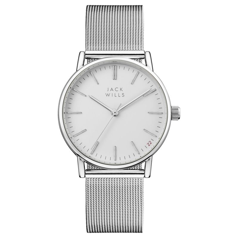 Ladies Jack Wills Berry Watch JW013SSSS