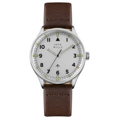 Jack Wills Camperdown Herenhorloge Bruin JW001BRSS