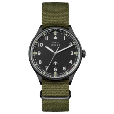Montre Homme Jack Wills Camperdown JW001GRBK