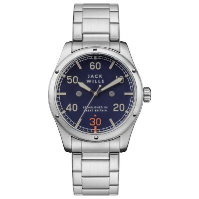 Mens Jack Wills Overland Watch JW012BLSS