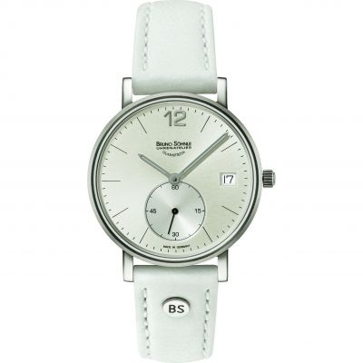 Ladies Bruno Sohnle Frankfurt Small Titanium Watch 17-13191-263