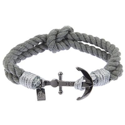 Icon Brand Captain Flint Bracelet LE1113-BR-GUN