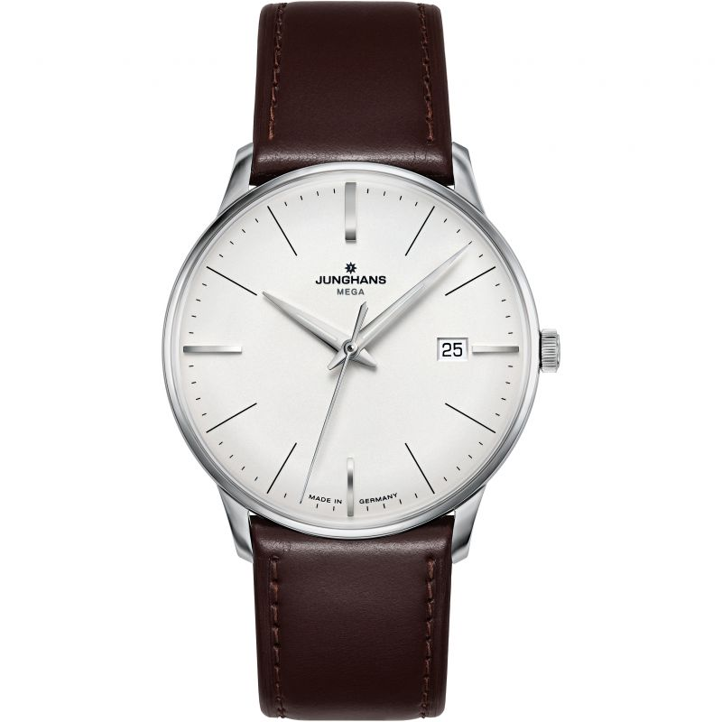 Junghans Meister Mega Radio Controlled Watch 058/4800.00