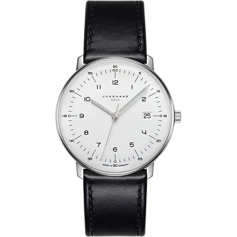 Junghans max bill Mega Radio Controlled Watch 058/4200.00